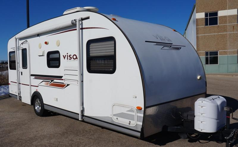 2012 Gulf Stream Visa 19RDS - C702  - Burlington RV Superstore