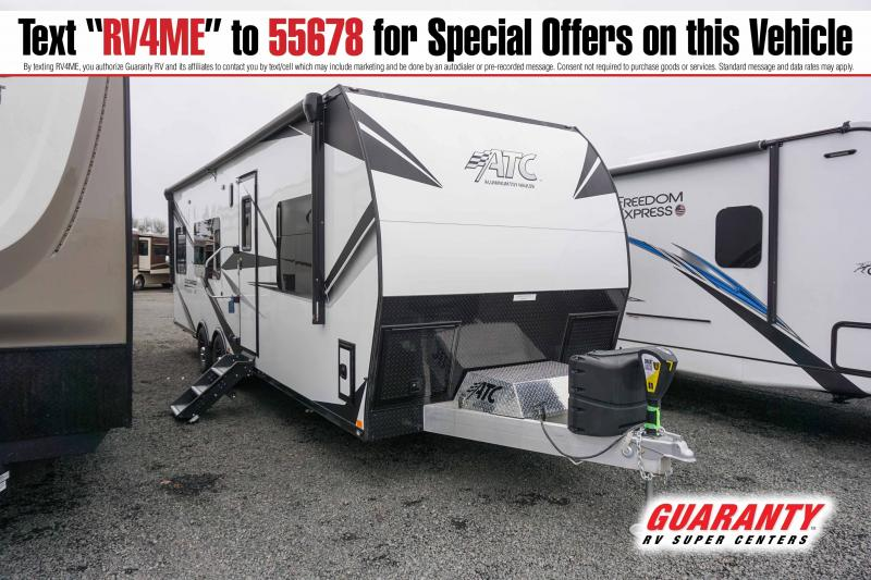 2021 Aluminum Trailer Company Game Changer 2816 - Guaranty RV Fifth Wheels - T43000