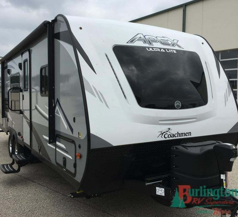 2019 Coachmen Apex Ultra Lite 251RBK - BRV - 13058  - Burlington RV Superstore