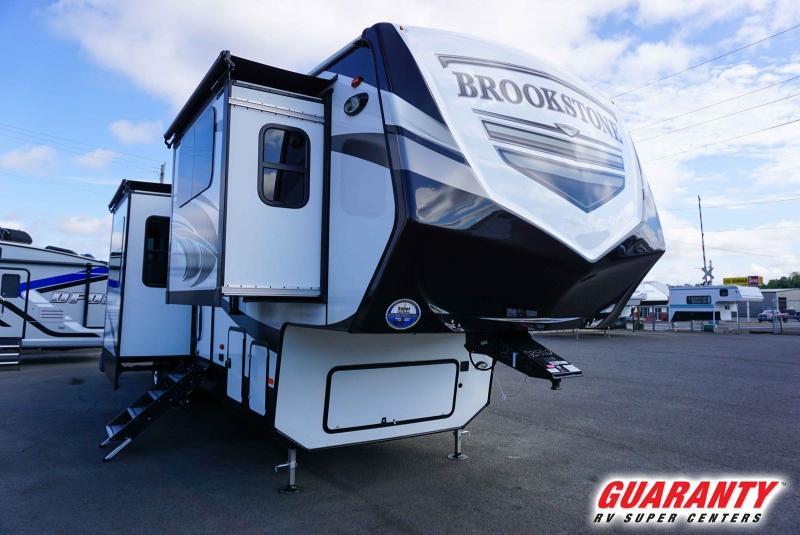 2020 Coachmen Brookstone 344FL - Guaranty RV Fifth Wheels - ST41099