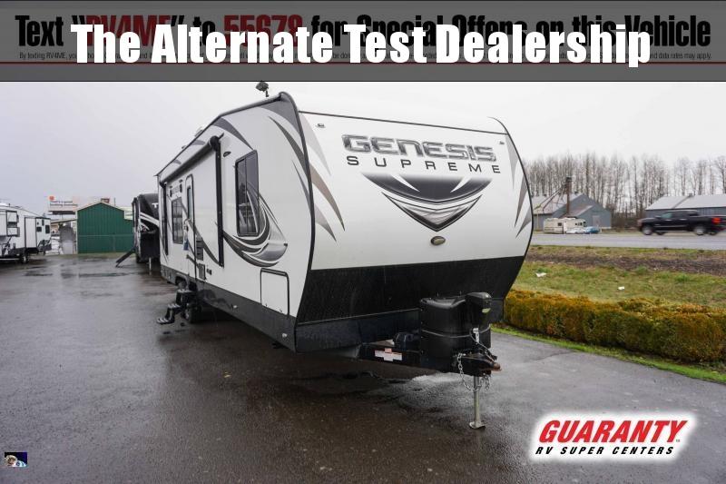 2018 Genesis Genesis 30-CK - Guaranty RV Fifth Wheels - T41822A