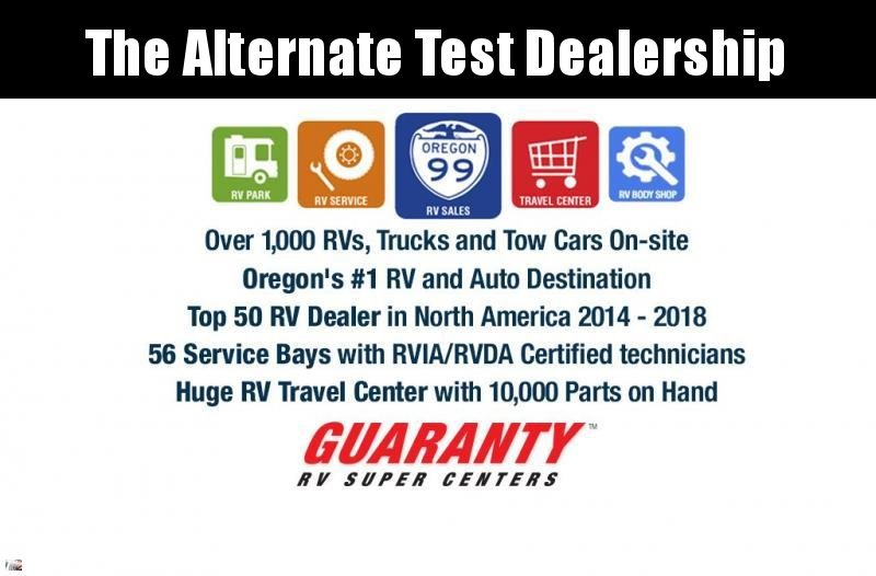 2011 Outdoors RV Timber Ridge 250RLS - Guaranty RV Trailer and Van Center - T39941A
