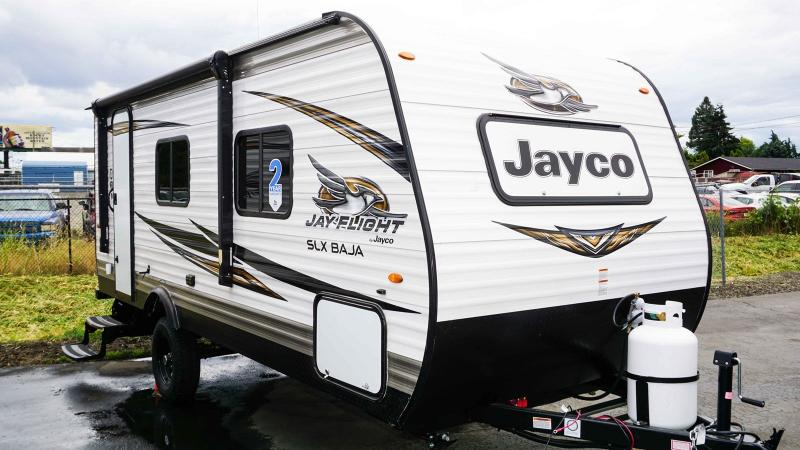 2020 Jayco Jay Flight SLX 7 195RB - Guaranty RV Trailer and Van Center - T40130