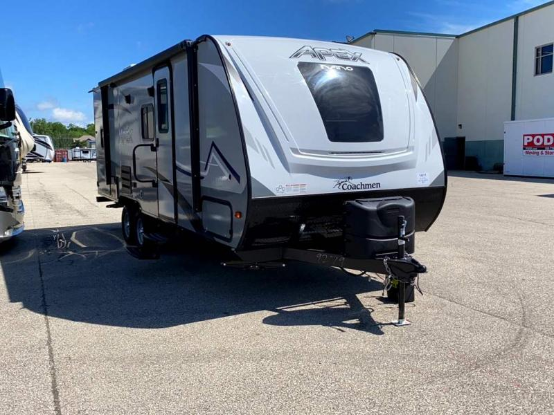 2021 Coachmen Apex Nano 208BHS - Sturtevant, WI - 14011  - Burlington RV Superstore