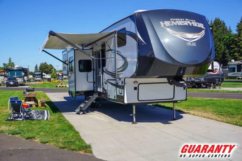 2019 Forest River Salem Hemisphere GLX 372RD - Guaranty RV Fifth Wheels - PT3893