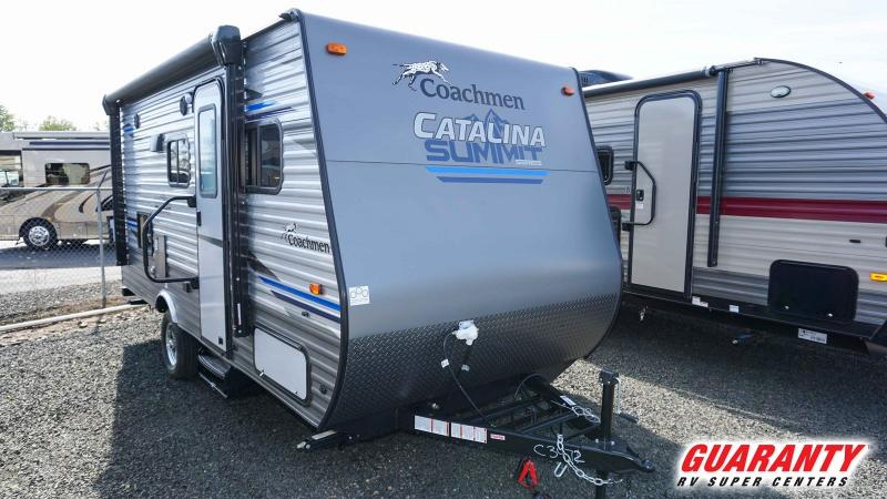2020 Coachmen Catalina Summit Series 172BHS - Guaranty RV Trailer and Van Center - T40420