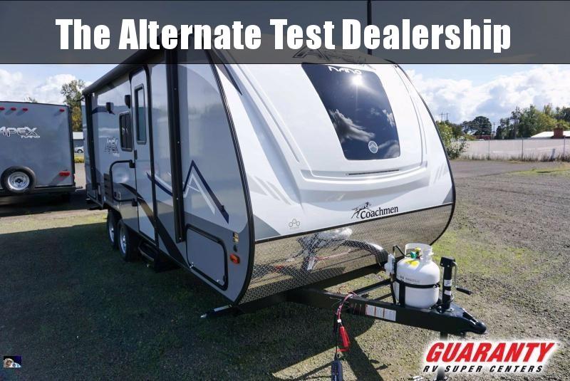 2020 Coachmen Apex Nano 208BHS - Guaranty RV Trailer and Van Center - T40695