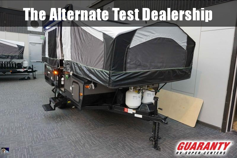 2020 Forest River Rockwood Extreme Sports Package 1910ESP - Guaranty RV Trailer and Van Center - T41174