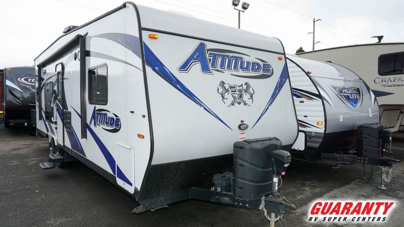 2016 Eclipse Attitude 25SFG - Guaranty RV Fifth Wheels - M38950A