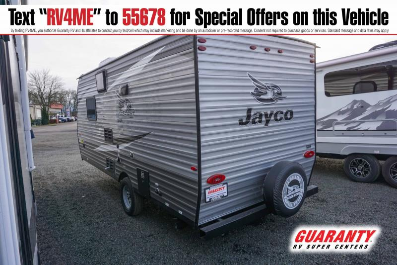 2021 Jayco Jay Flight SLX 7 195RB - Guaranty RV Trailer and Van Center - T42156
