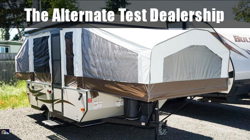 2017 Forest River Rockwood Freedom 1940LTD - Guaranty RV Trailer and Van Center - T40124A