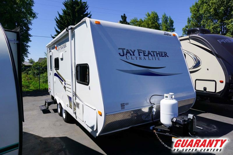 2012 Jayco Jay Feather Ultra Lite 197 - Guaranty RV Trailer and Van Center - PT3779