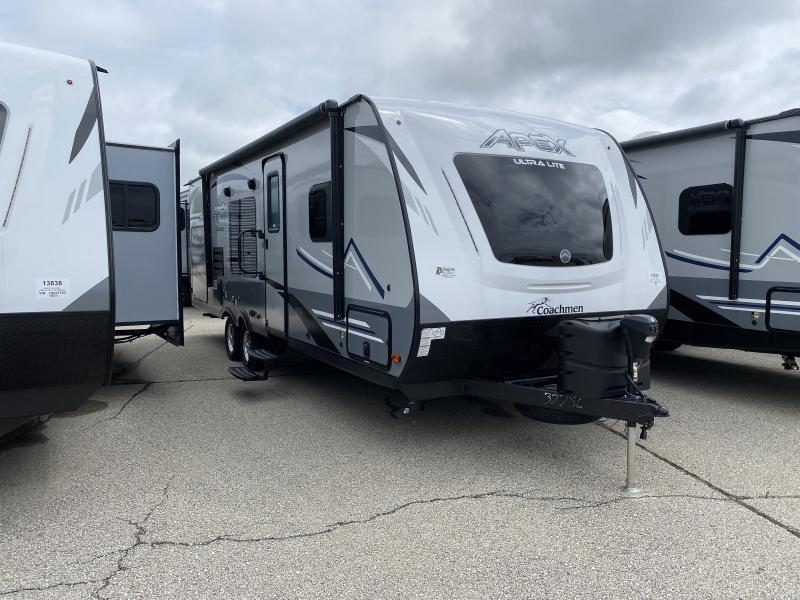 2020 Coachmen Apex Ultra Lite 251RBK - Sturtevant, WI - 13835  - Burlington RV Superstore