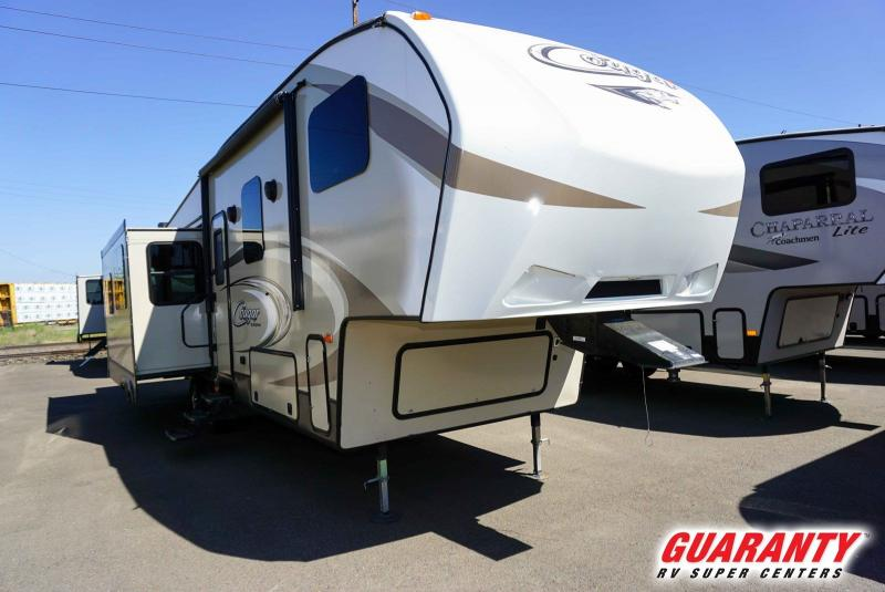 2016 Keystone Cougar Half-ton 283RETWE - Guaranty RV Fifth Wheels - PT3733