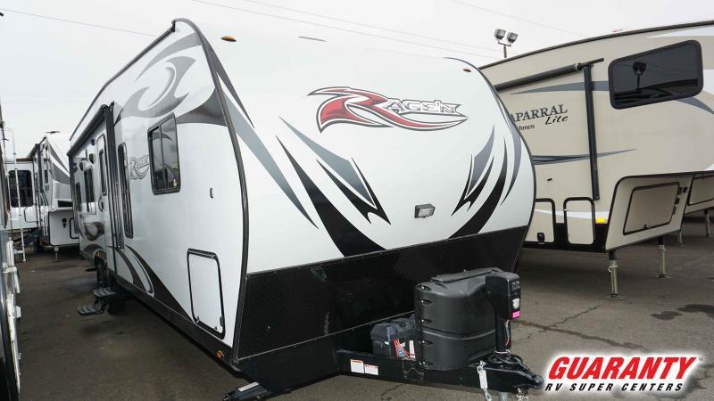 2018 Pacific Coachworks Ragen 28EX - Guaranty RV Fifth Wheels - 1T39542A