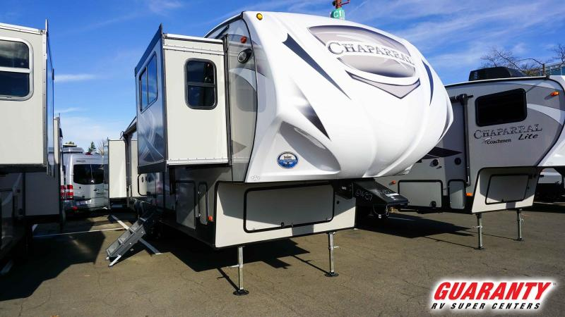 2019 Coachmen Chaparral 370FL - Guaranty RV Fifth Wheels - T40038