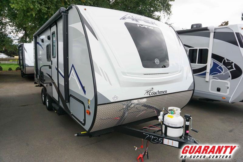 2020 Coachmen Apex Nano 208BHS - Guaranty RV Trailer and Van Center - T40972
