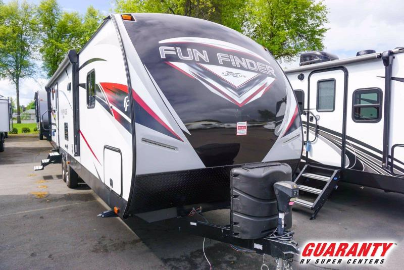 2019 Cruiser Fun Finder Extreme Lite 27BH - Guaranty RV Trailer and Van Center - PT3845