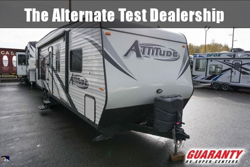 2018 Eclipse Attitude 275A - Guaranty RV Fifth Wheels - T40917B