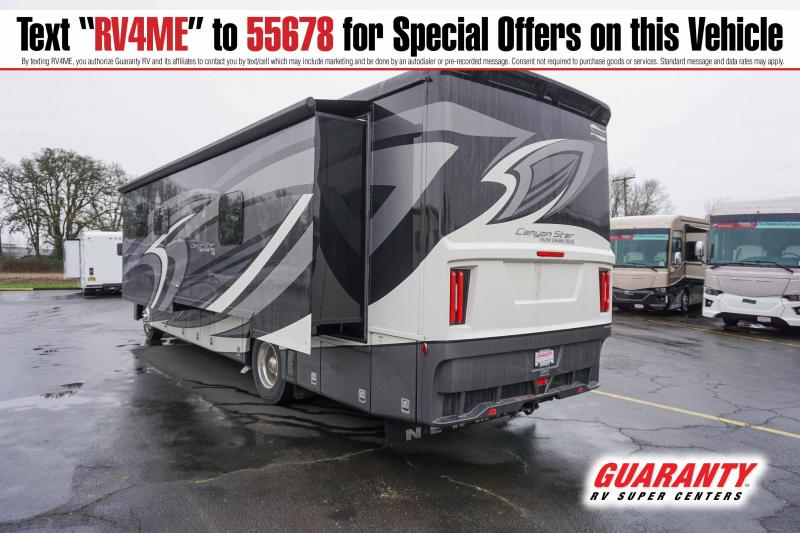 2021 Newmar Canyon Star 3513 - Guaranty RV Motorized - M41675