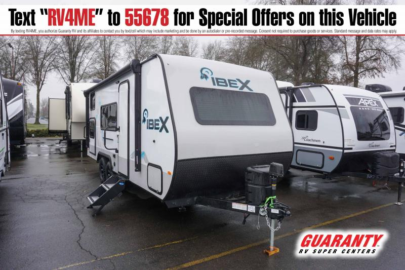 2021 Forest River Ibex 19MBH - Guaranty RV Trailer and Van Center - T42920