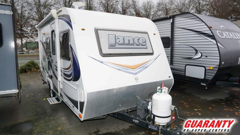2014 Lance Travel Trailer 1575 - JCT - T37649A