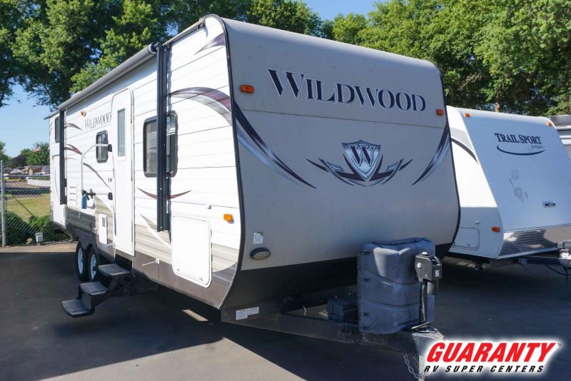 2013 Forest River Wildwood 26GBUD - Pre-Auction Specials - WT41135A