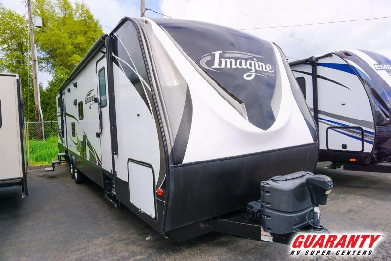 2018 Grand Design Imagine 3170BH - Guaranty RV Trailer and Van Center - T40047A