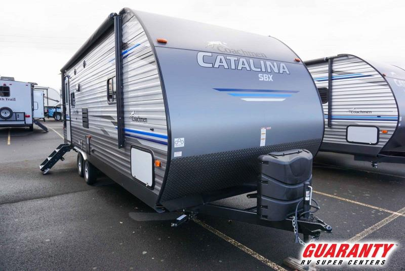2020 Coachmen Catalina Summit Series 8 231MKS - Guaranty RV Trailer and Van Center - T40777