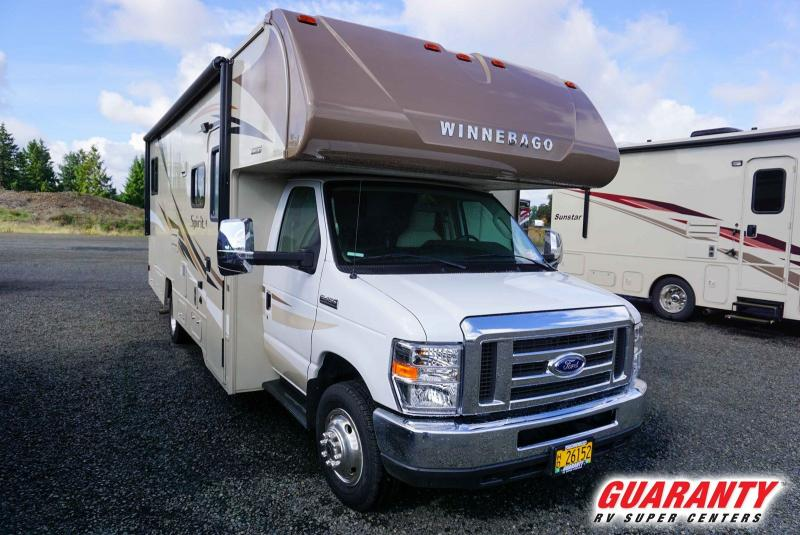 2018 Winnebago Spirit 26A - Guaranty RV Motorized - PM41089