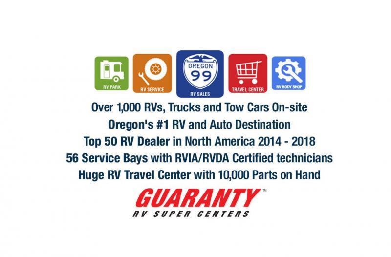 2019 Forest River Rockwood Premier 2716G - Guaranty RV Trailer and Van Center - T40292
