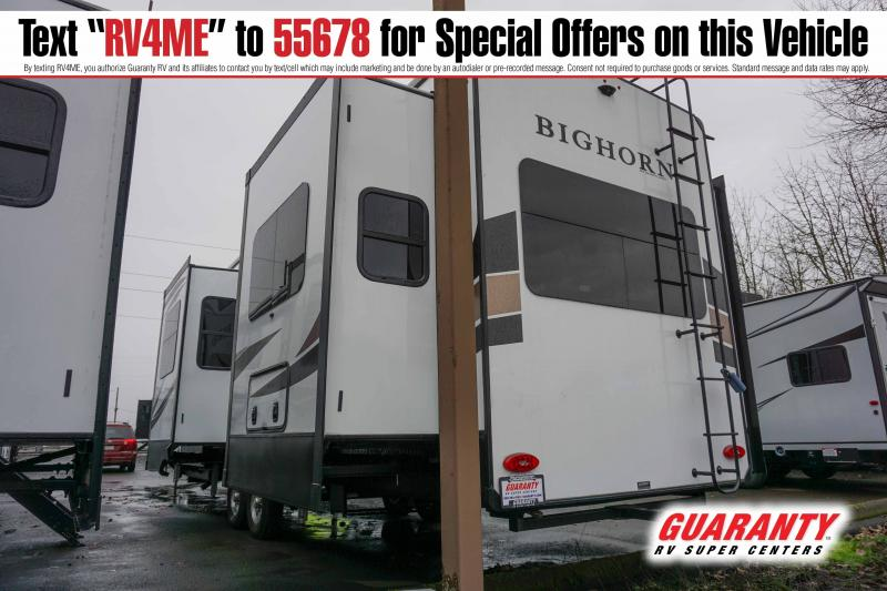 2021 Heartland Bighorn 3995 FK - Guaranty RV Fifth Wheels - T42243