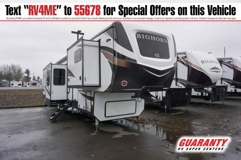 2021 Heartland Bighorn 3995 FK - Guaranty RV Fifth Wheels - T42243