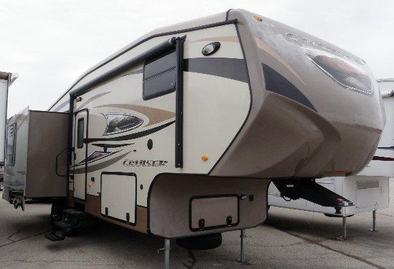 2012 Crossroads Cruiser Sahara 300ES - 11833A  - Burlington RV Superstore