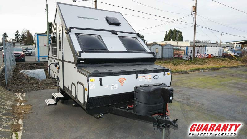 2019 Forest River Rockwood Extreme Sports Package 122SESP - Guaranty RV Trailer and Van Center - T40195