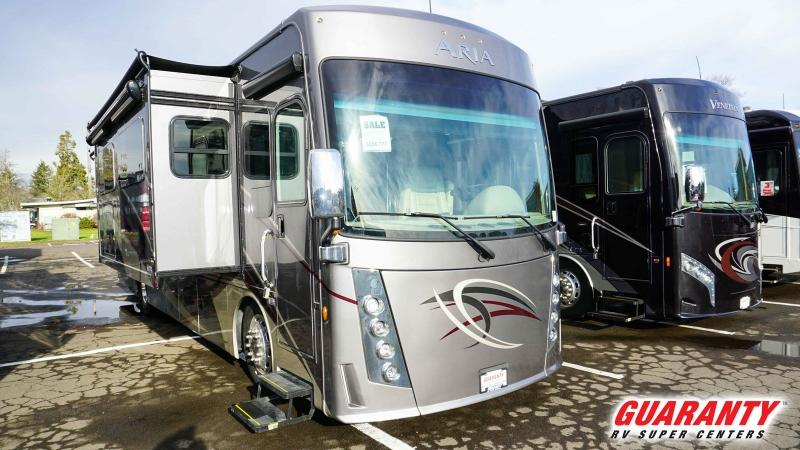 2019 Thor Motor Coach Aria 3601 - Guaranty RV Motorized - M37996