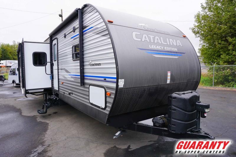 2019 Coachmen Catalina Legacy Edition 333BHTSCK - Guaranty RV Trailer and Van Center - T41531A