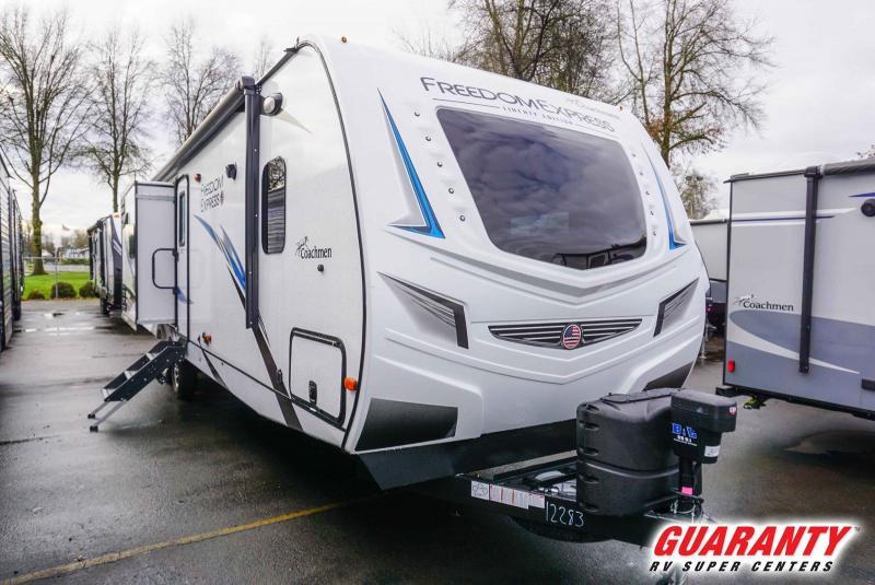 2020 Coachmen Freedom Express Liberty Edition 320BHDSLE - Guaranty RV Trailer and Van Center - T41036