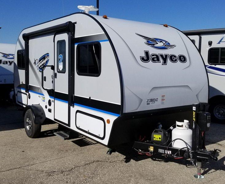 2018 Jayco Hummingbird 17FD - 12743  - Burlington RV Superstore