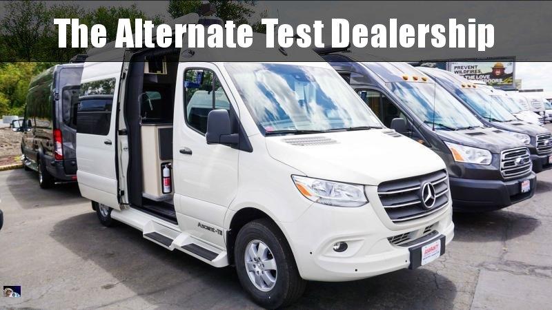 2020 Pleasure-way Ascent TS - Guaranty RV Trailer and Van Center - T40753