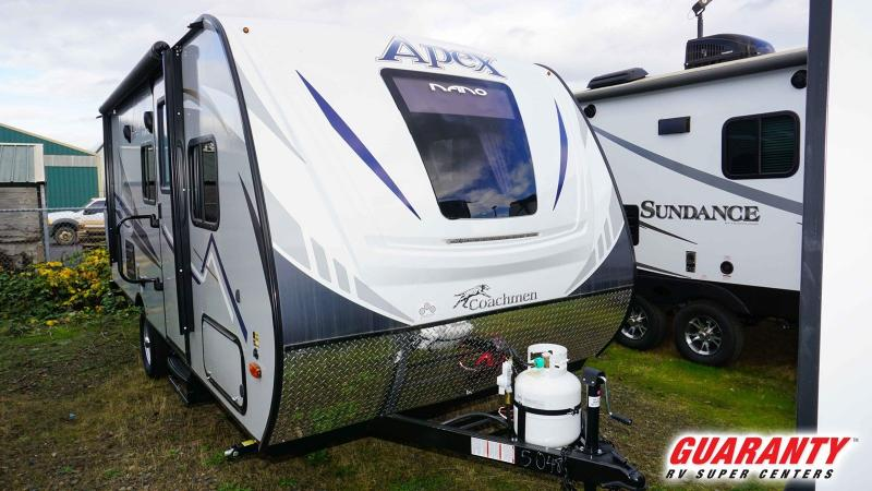 2019 Coachmen Apex Nano 193BHS - Guaranty RV Trailer and Van Center - T39758