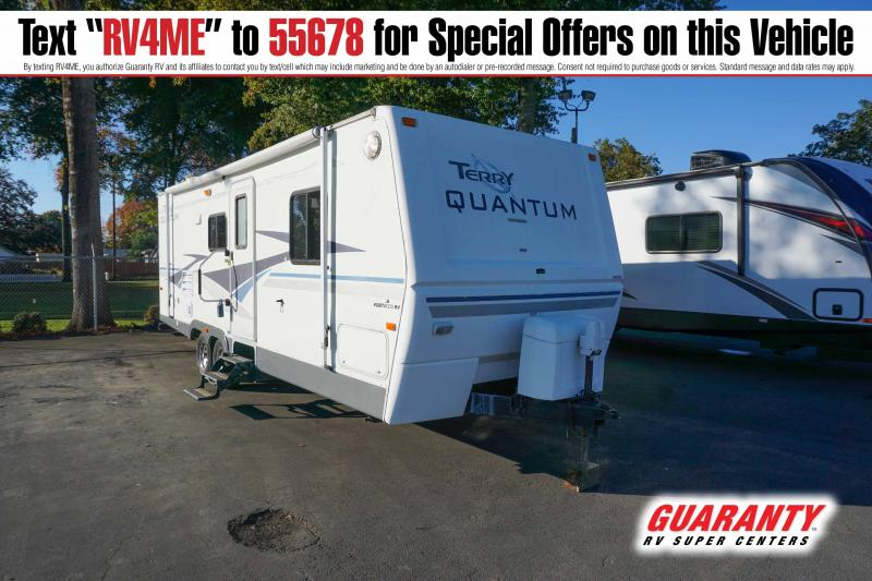 2004 Fleetwood Quantum 27OFQS - Pre-Auction Specials - WT41553B