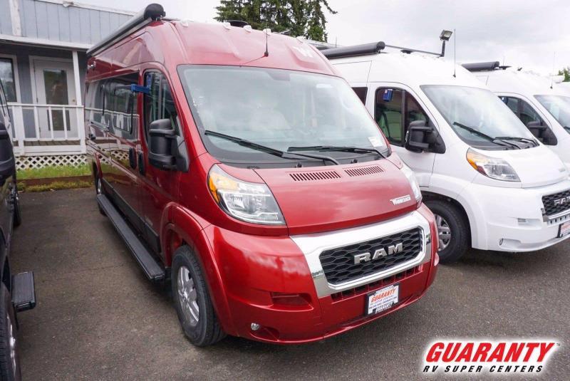2020 Winnebago Travato 59G - Guaranty RV Trailer and Van Center - T41116