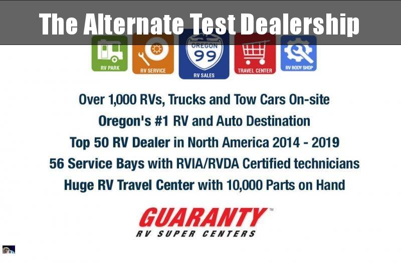 2014 Eclipse Attitude 28IBG - RWHO - 1WPM40999A   Oregon RVs for Sale   Guaranty RV Super Centers