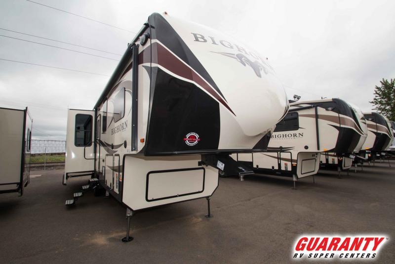 2019 Heartland Bighorn 3160 ELITE - Guaranty RV Fifth Wheels - T39533