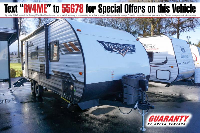 2021 Forest River Wildwood 210RBXL - Guaranty RV Trailer and Van Center - T41743A