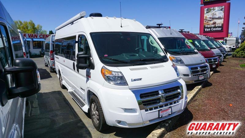 2019 Pleasure-way Lexor FL - Guaranty RV Trailer and Van Center - PT40627   Oregon RVs for Sale   Guaranty RV Super Centers