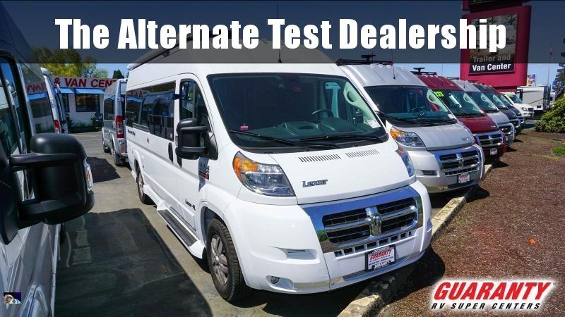 2019 Pleasure-way Lexor FL - Guaranty RV Trailer and Van Center - PT40627 | Oregon RVs for Sale | Guaranty RV Super Centers