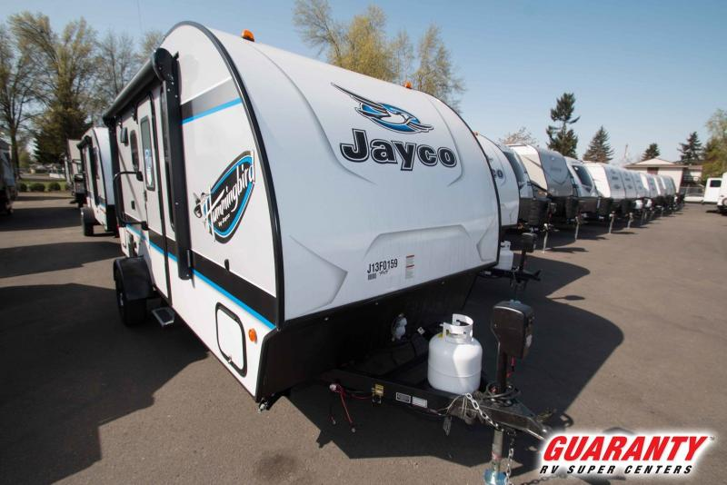 2018 Jayco Hummingbird 16MRB - Guaranty RV Trailer and Van Center - T38700