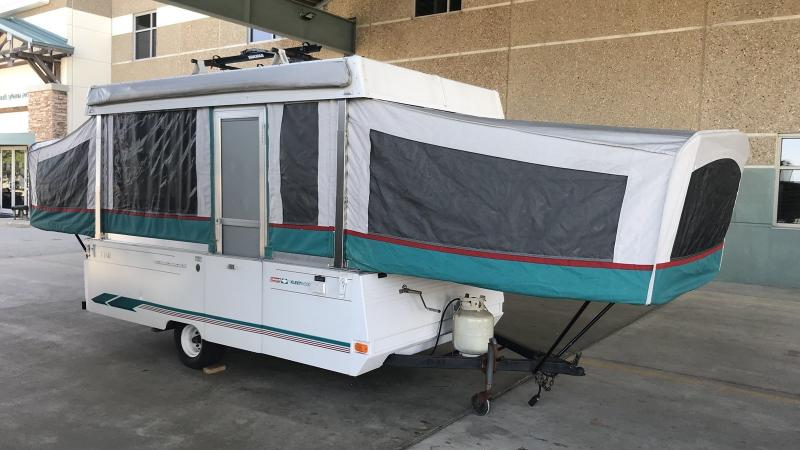 1995 Coleman Coleman UTAH - 12636A  - Burlington RV Superstore
